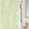 10.08184 - Blatt - Duschvorhang Plastik - light green