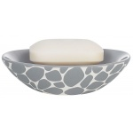 10.14663-Darwin Pebble-Seifenschale-grey-white