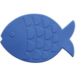 10.07076-Globefish-Wanneneinlage Mini-Mats-electric blue